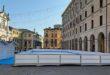 Torna la pista di pattinaggio nel cuore di Vicenza