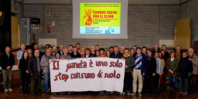 """""""Basta consumo di suolo, ai Pomari e a Vicenza"""""""