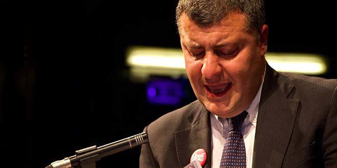 L'ex deputato Arturo Scotto, in una immagine tratta dal suo profilo Facebook