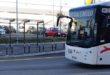 Nuova fermata dell'autobus in Viale della Pace