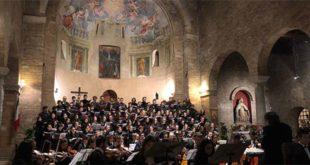 L'Orchestra e Coro del Conservatorio di Musica di Vicenza