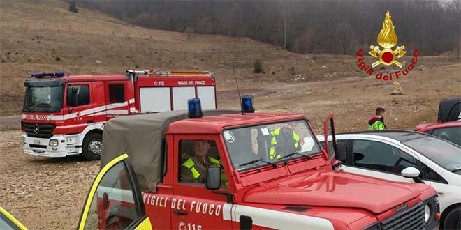 Escursionista scomparso a Valli del Pasubio