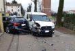 Sandrigo, si scontrano due auto. Due feriti