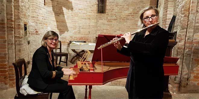 Elena Rossi e Claudia Burlenghi