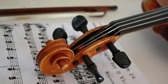 """Gli archi del Pedrollo ai """"Sabati musicali"""""""