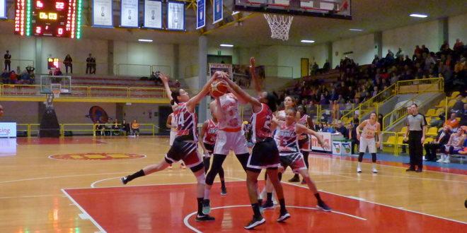 Basket, disco rosso per il Beretta Schio in Spagna