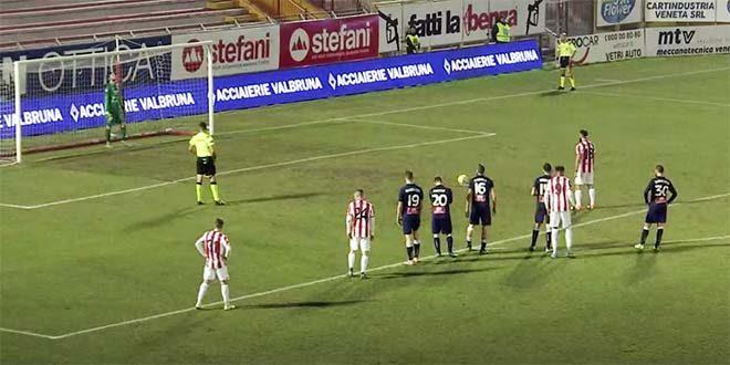 Ancora un pari per il Lane. 0-0 con la Virtus Verona