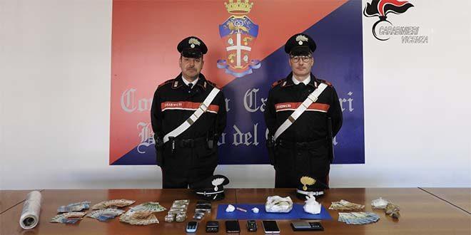 Hanno 1,3 chili di droga. Due uomini arrestati
