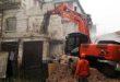 Vicenza, l'ex magazzino Ftv di via Napoli non c'è più