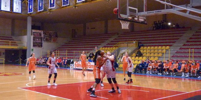 Basket, vittoria sulla sirena per Schio contro Sesto