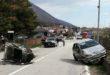 Auto contro Apecar. Ragazzo 18enne ferito
