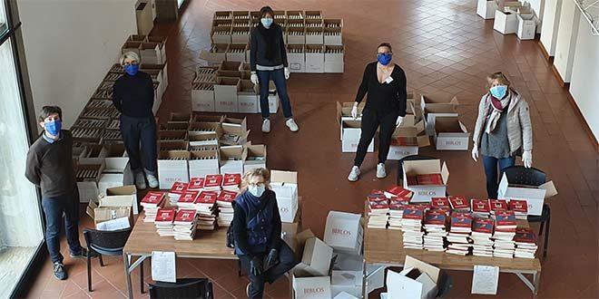 Vicenza regala libri agli anziani