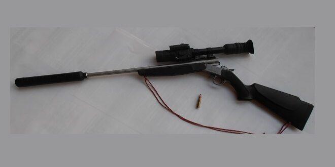 Fucile Valrovina bracconiere