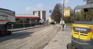 Vicenza asfaltatura stazione