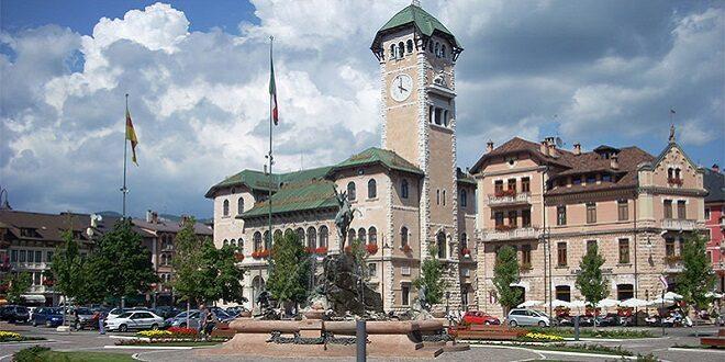 Asiago piazza G. Carli