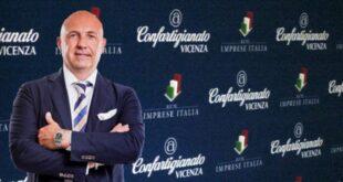 Gianluca Cavion Presidente Confartigianato Vicenza