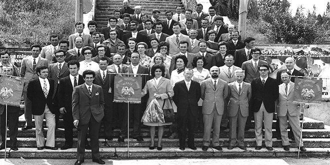 Primo gruppo FIDAS Sarcedo - 1971