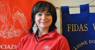 Chiara Peron, Presidente FIDAS Vicenza