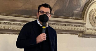 Francesco Rucco Sindaco
