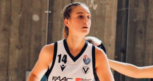 Martines Giovanna A.S.Vicenza Basket Femminile