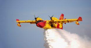 Canadair incendio