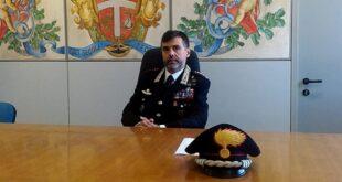 Comandante Provinciale dell'Arma, Col. Nicola Bianchi
