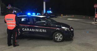Carabinieri Donna arrestata
