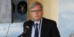 Gianpaolo Bottacin Assessore all'Ambiente - Clima - Protezione civile - Dissesto idrogeologico