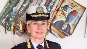 Nives Pillan, vicecomandante