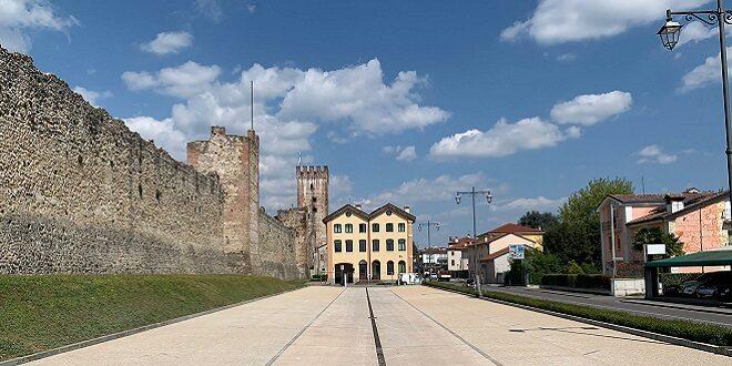 Palazzo Baggio park