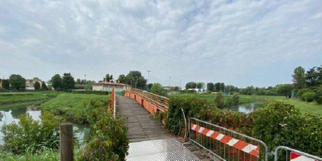 Vicenza nuova passerella