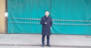 Matteo Tosetto - assessore alle politiche sociali