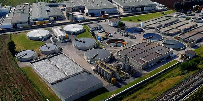 Medio Chiampo: impianto di abbattimento dell'idrogeno solforato