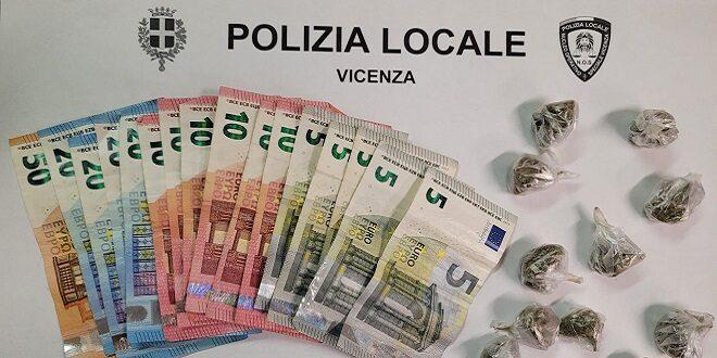 Vicenza spaccio a minorenne