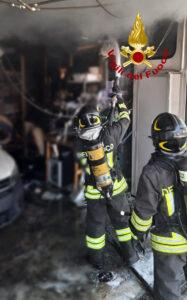 Chiampo incendio (2)