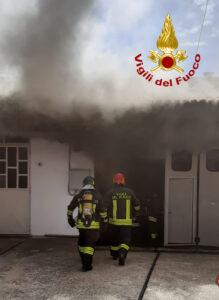 Chiampo incendio (3)