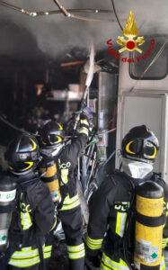 Chiampo incendio (6)