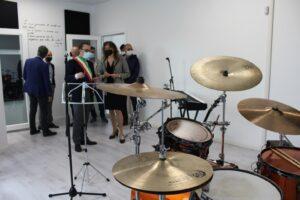 Zermeghedo inaugurazione del nuovo polo culturale