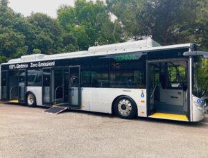 Schio autobus elettrico