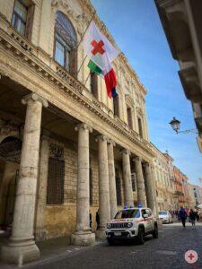 croce rossa palazzo Trissino