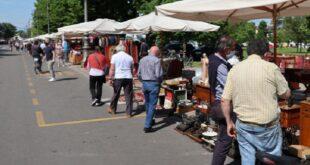 Mercato dell'antiquariato Vicenza