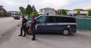 Montecchio Maggiore arresto per resistenza