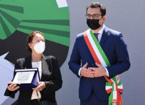 """murales dedicato al """"portierone"""" biancorosso Ernesto Galli (3)"""