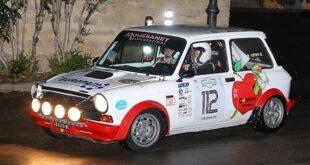 Trofeo A112 Abarth Yokohama