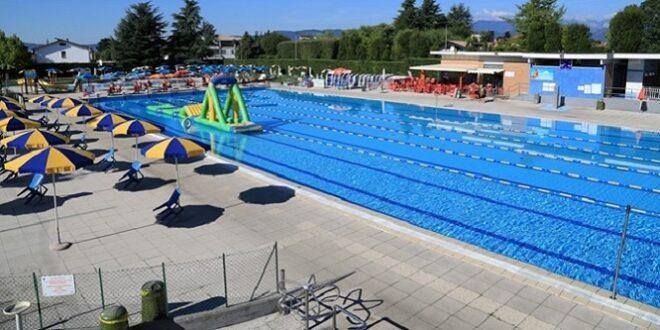 Da domani piscine aperte a Thiene