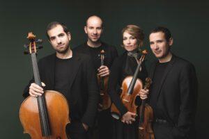 Quartetto Noûs 2016