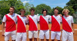 Tennis Comunali Vicenza prova