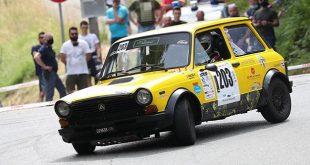 Trofeo A112 Abarth Yokohama: al Lana la prima di Baldo e Marcolini