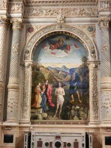 Vicenza Musei civici-chiesa di santa corona