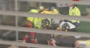 Cassola: incidente sul lavoro
